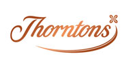 10% off Thorntons Chocolate Logo